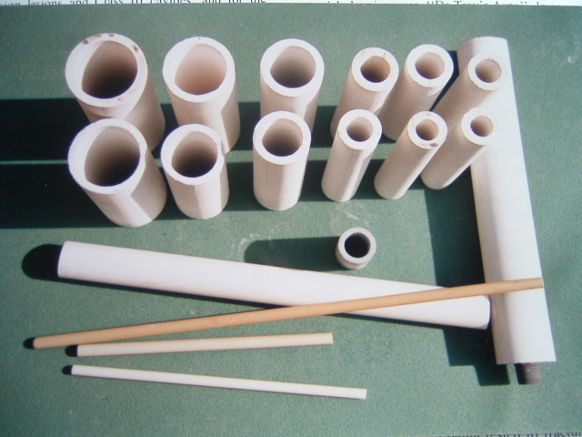 Ceramic Tubes And Pipes